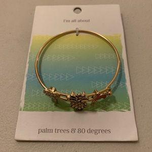 NWT Tropical Charm Bracelet